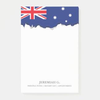 Australische Vlag Post-it® Notes