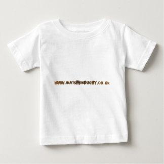 Autisme dans des produits de rugby t-shirt pour bébé