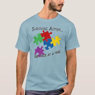 Autisme de survie t-shirt