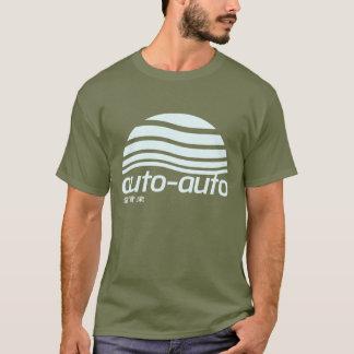 """auto-auto - """"elektronische muziek"""" t-shirt"""