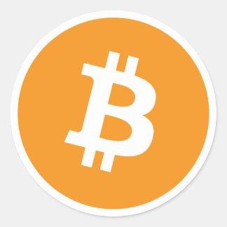 Autocollant de Bitcoin