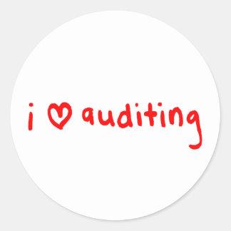 Autocollant de commissaire aux comptes - auditer