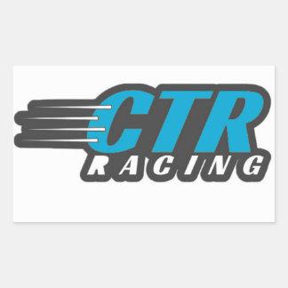Autocollant de CTR