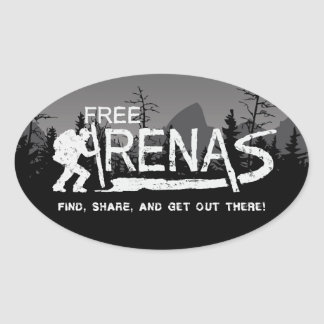 autocollant de FreeArenas.com
