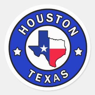 Autocollant de Houston le Texas