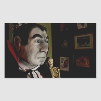 Autocollant de masque de Bela Lugosi