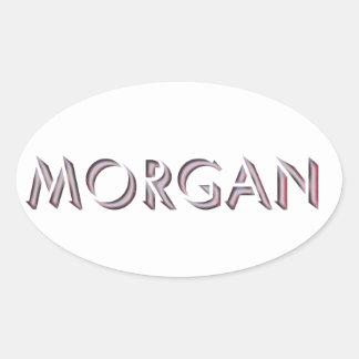 Autocollant de Morgan