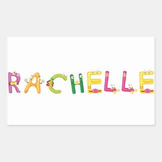 Autocollant de Rachelle