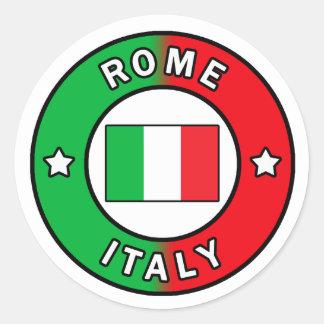 Autocollant de Rome Italie