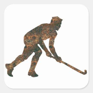 Autocollant de Rost Unihockey