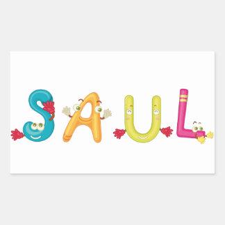 Autocollant de Saul