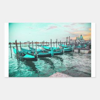 Autocollant de Venise, Italie
