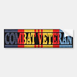 Autocollant de VÉTÉRAN de COMBAT du Vietnam