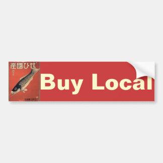 Autocollant De Voiture Achetez l'adhésif pour pare-chocs local