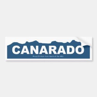 Autocollant De Voiture Adhésif pour pare-chocs de Canarado