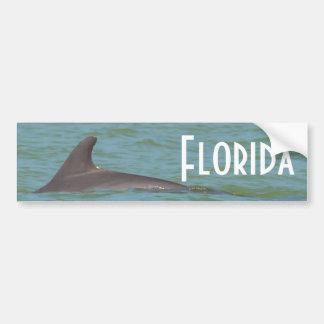 Autocollant De Voiture Adhésif pour pare-chocs de dauphin de la Floride
