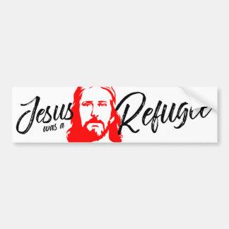 Autocollant De Voiture Adhésif pour pare-chocs de Jésus