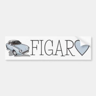 Autocollant De Voiture Adhésif pour pare-chocs de Nissan Figaro