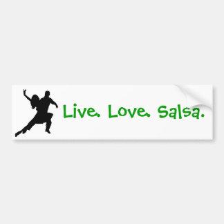 Autocollant De Voiture Adhésif pour pare-chocs de Salsa