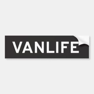 Autocollant De Voiture Adhésif pour pare-chocs de Vanlife