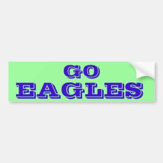 Autocollant De Voiture Adhésif pour pare-chocs d'Eagles