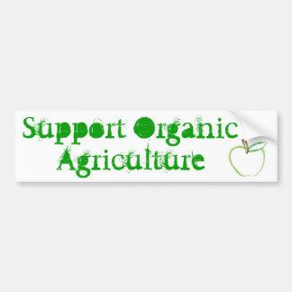 Autocollant De Voiture Adhésif pour pare-chocs organique d'agriculture de