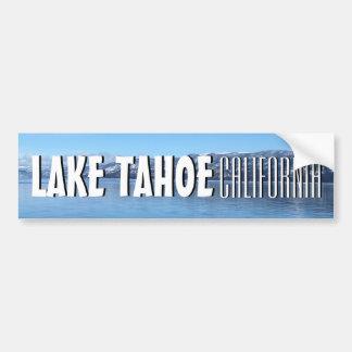 Autocollant De Voiture Adhésif pour pare-chocs pittoresque du lac Tahoe