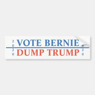Autocollant De Voiture Atout de décharge de Bernie de vote