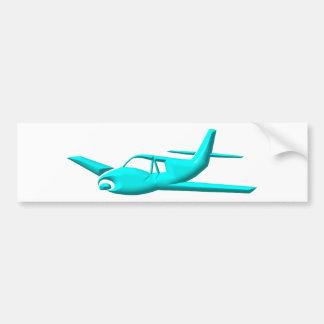 Autocollant De Voiture Avion/jet