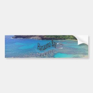 Autocollant De Voiture Baie Hawaï de Hanauma