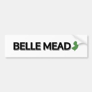 Autocollant De Voiture Belle Mead, New Jersey