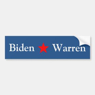Autocollant De Voiture Biden/terriers 2016