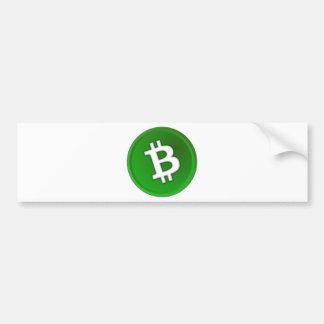 Autocollant De Voiture Bitcoin