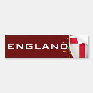 Autocollant De Voiture Bouclier de l'Angleterre