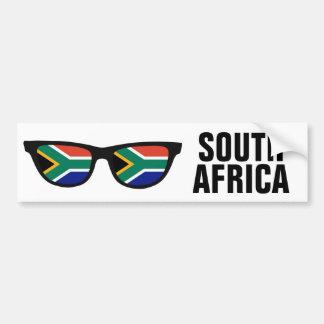 Autocollant De Voiture Bumpersticker sud-africain de coutume de nuances