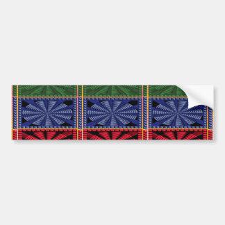 Autocollant De Voiture CADEAUX décoratifs colorés d'art de bouton