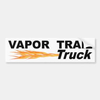 Autocollant De Voiture Camion de traînée de vapeur