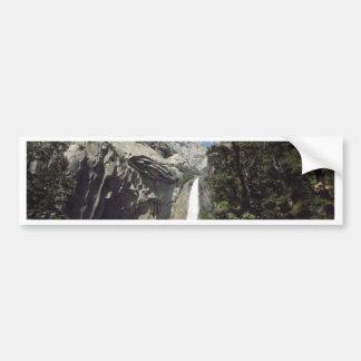 Autocollant De Voiture Cascade de Yosemite