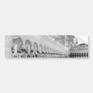 Autocollant De Voiture Cheik Zayed Mosque