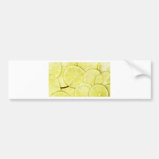 Autocollant De Voiture Citron 2