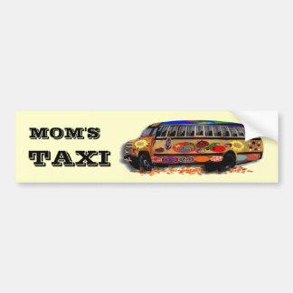 Autocollant De Voiture Coccinelles de taxi
