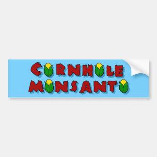 Autocollant De Voiture Collez-le à Monsanto