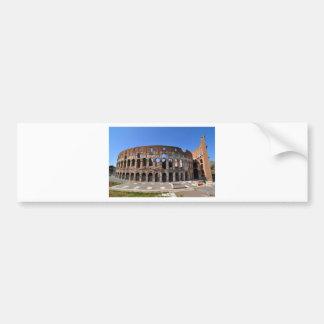 Autocollant De Voiture Colosseum à Rome, Italie