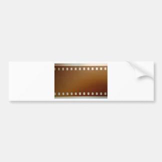 Autocollant De Voiture Couleur de petit pain de film