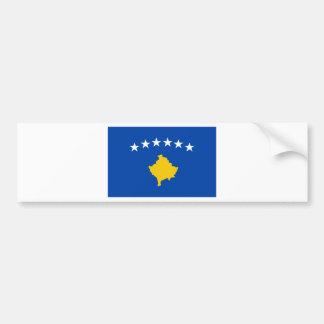 Autocollant De Voiture Coût bas ! Drapeau de Kosovo