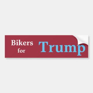Autocollant De Voiture Cyclistes pour l'autocollant de butoir d'atout