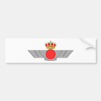 Autocollant De Voiture Del l'Aire de España d'EL Ejército