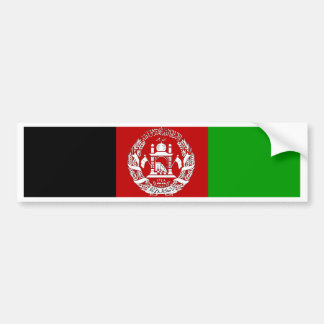 Autocollant De Voiture Drapeau de l'Afghanistan