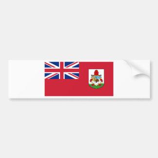 Autocollant De Voiture Drapeau des Bermudes
