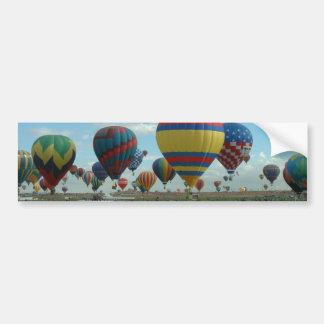 Autocollant De Voiture Fiesta Albuquerque de ballon